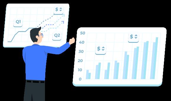 見積関連データの可視化・一元管理